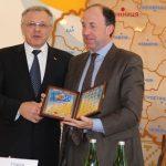 meeting with president of vinnytsia region (ukraine) – 27 february 2012